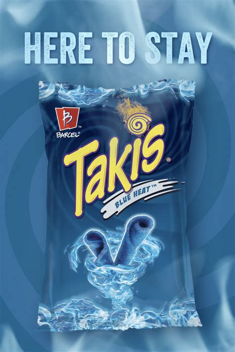 Takis® Blue Heat™ - Sweets and Snacks Expo