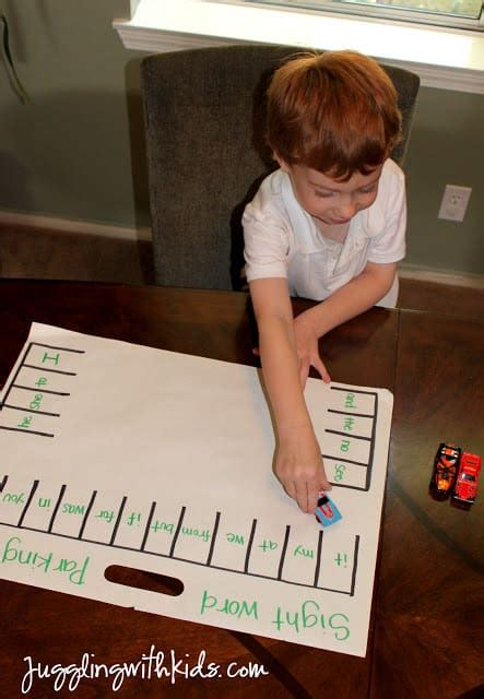 29 Fun And Creative DIY Games To Get Your Kids Learning