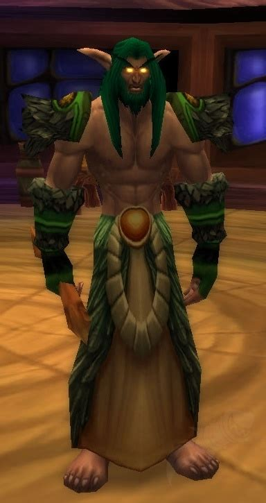 Archidruide Fandral Staghelm - PNJ - World of Warcraft