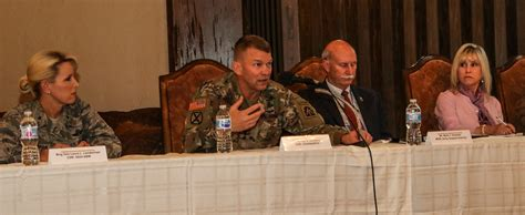 JBSA-Fort Sam Houston leaders update residents about