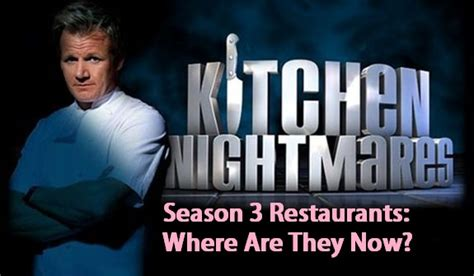 'Kitchen Nightmares' Season 3: Where Are They Now?