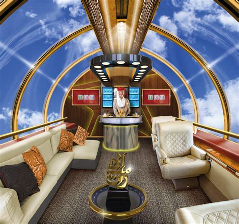 Emirates reveals SkyLounge (on 1 April) for Boeing 777X