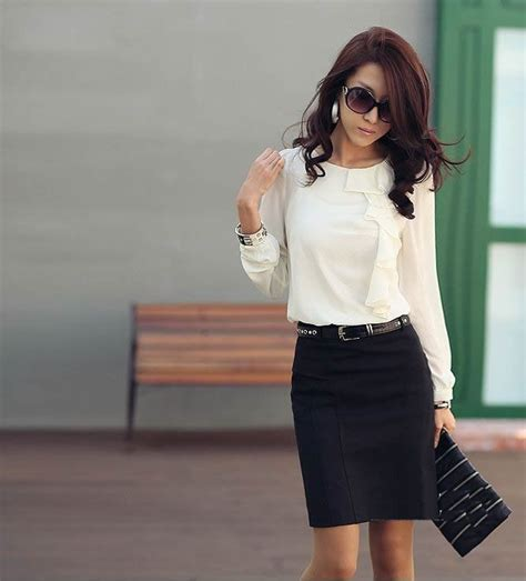 Top 20 Women's Work Style – The WoW Style