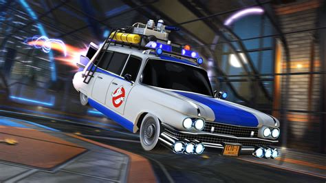 Rocket League Ghostbusters Ecto 1 Car Pack DLC-PLAZA Free