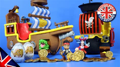 Jake and the Neverland Pirates   Musical Pirate Ship Bucky