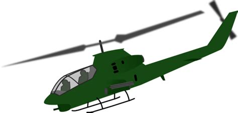 Helicopter Clip Art at Clker
