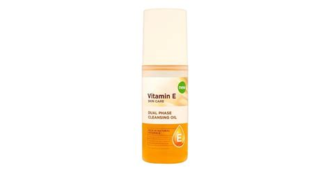 Vitamin E Dual Phase Cleansing Oil | Best Beauty Buys at