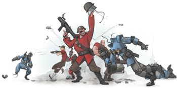 List of game modes - Official TF2 Wiki | Official Team