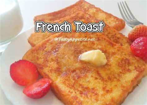 HOW TO MAKE FRENCH TOAST? - Easy Video Recipe