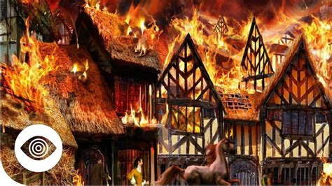 Who Really Started The Great Fire Of London? - YouTube