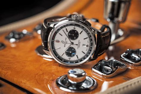 Breitling Introduces New Premier Watch Collection - Maxim