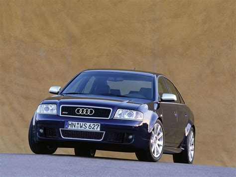 1998 - 2005 Audi RS6   Top Speed