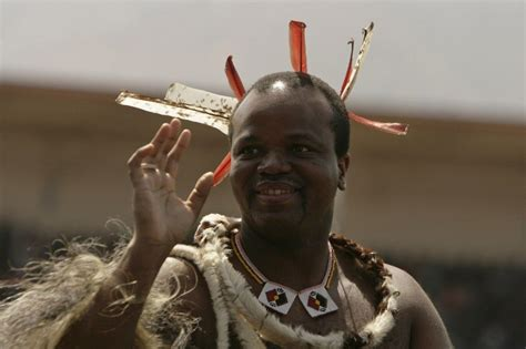 5 Richest Kings In Africa