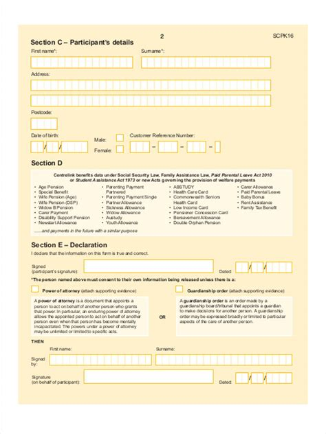 FREE 8+ Participant Consent Forms in PDF   MS Word
