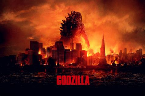 Godzilla (2014) Movie Review - Science Fiction Monster