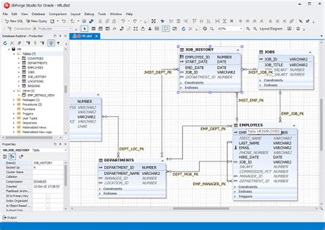 Oracle Designer - Entity Relationship Diagram Tool for Oracle