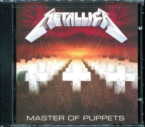 Metallica - Master Of Puppets (2013, CD) | Discogs