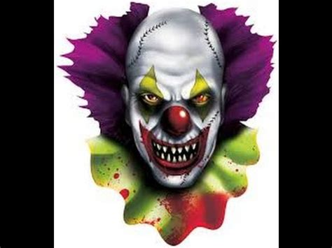 Evil clown laughing sound effect creepy laugh fadading in