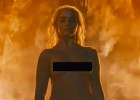 Game Of Thrones' Emilia Clarke says she doesn't feel need