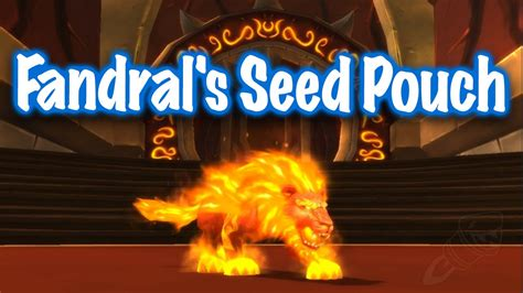 Jessiehealz - Fandral's Seed Pouch Toy Guide (World of