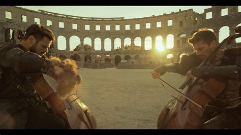 2CELLOS - Now We Are Free - Gladiator [OFFICIAL VIDEO