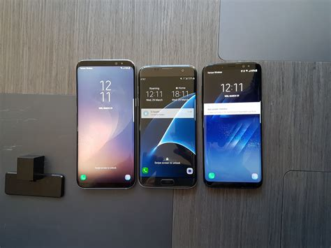 Hands-on with the Samsung Galaxy S8 – Why it would be my