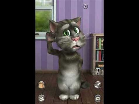 Talking Tom Cat 2 - Flash Game - Casual Gameplay - YouTube
