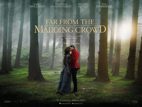 Far from the Madding Crowd - Movie Posters