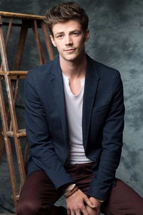 25 Pictures of Grant Gustin That Give New Meaning to the