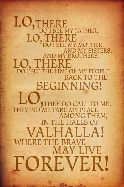Viking Quotes About Family