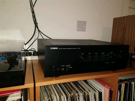 Yamaha AS701 Integrated Amplifier - Perfect Condition