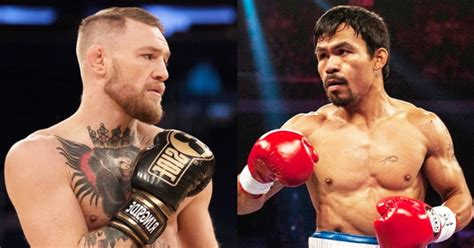 Manny Pacquiao Reveals When He Plans to Fight Conor