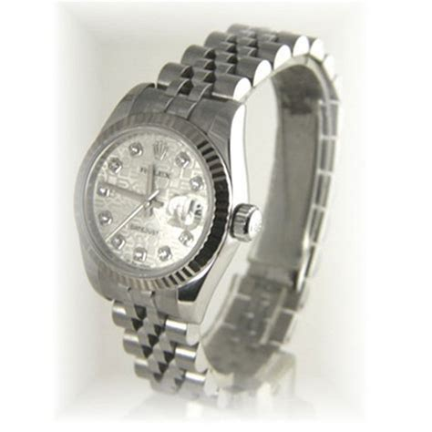 Rolex Oyster Perpetual Lady Datejust | NationalWatch