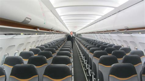 New colours and cabin for A320 fleet of Thomas Cook Belgium