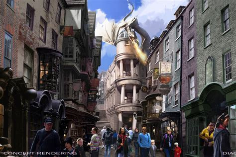 Is Universal's Harry Potter Forcing Disneyland and WDW to