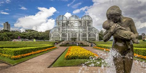 Curitiba - Urban perfection in Brazil's charming south