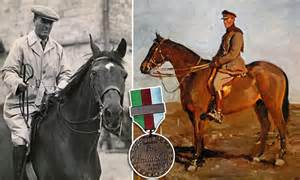 Warrior the First World War 'horse the Germans couldn't