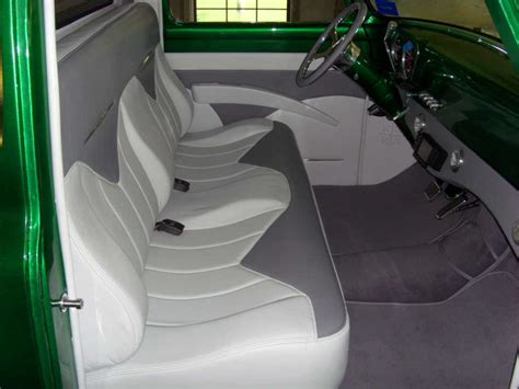 Pictures of your interior 53/56 - Ford Truck Enthusiasts