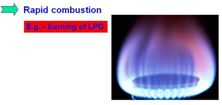 Combustion and Flame : Combustion and types of combustion