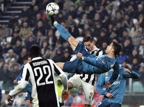 Champions League: Cristiano Ronaldo Lauded After 'Most