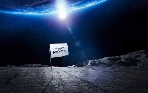 Mission to the Moon HD Wallpapers | HD Wallpapers | ID #20989