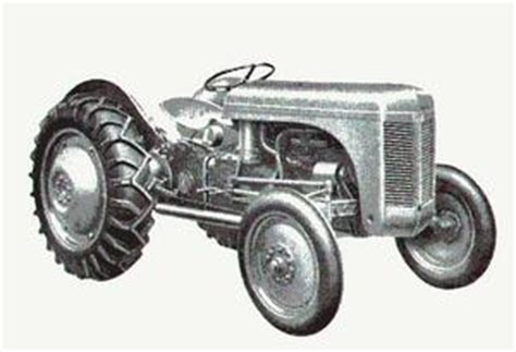 Yesterday's Tractors - Harry Ferguson - The Man and The