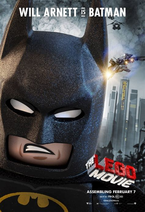 Check out 'The LEGO Movie' poster set and trailer – The
