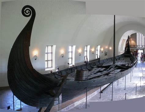 Anglo Saxon and Viking Ship Burial - The British Museum