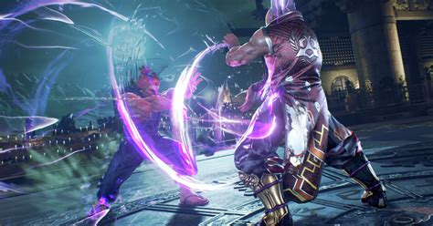 Tekken 7's story mode is its tutorial, because no one