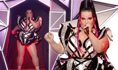 Eurovision 2019 Viewers divided as Netta returns to open