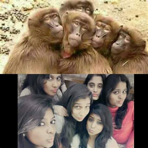 Girls Selfies - Funny Images & Photos