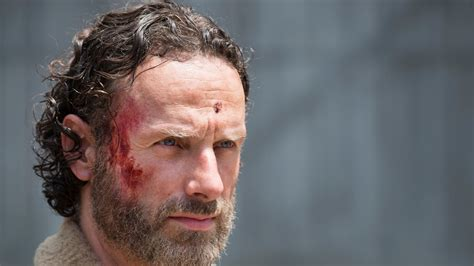 Andrew Lincoln Wants Rick to End With Johnny Cash and the