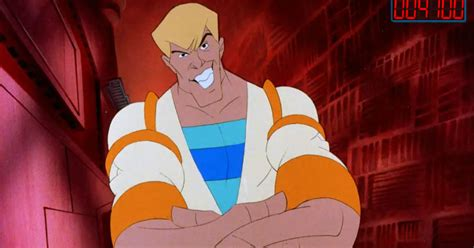 Why Don Bluth's Space Ace Should Be Adapted to Film