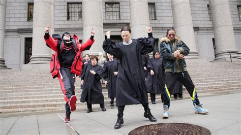 The Notorious RBG Got the Epic Rap Tribute She Deserves on